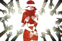 रिपोर्ट: सिर्फ 15 फीसदी रेप पीड़ित नाबालिगों को ही मुआवजा