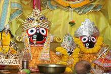 रायपुर के जगन्नाथ मंदिर से कल निकलेगी रथयात्रा