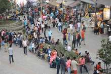मनाली में पर्यटन सीजन के दौरान उम्मीद से कम पहुंचे पर्यटक