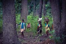 पुरखों की जमीन बचाने के लिए ग्रामीणों ने उठाया ये कदम