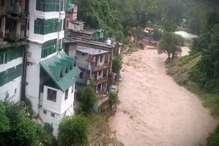 हिमाचल की जानलेवा बारिश में 21 की मौत, 887 सड़कें बंद