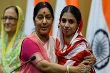 जब पाकिस्तान से लौटी गीता के लिए मां बनी सुषमा स्वराज...