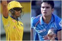 अर्जुन तेंदुलकर पर बरपा इस बल्लेबाज का कहर, 57 गेंदों में ठोक दी सेंचुरी
