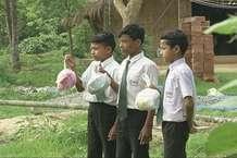 गुवाहाटी का ये स्कूल फीस में लेता है 'वेस्ट प्लास्टिक' और देता है शिक्षा