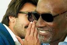 क्रिकेट के रियल हीरोज़ के साथ VIRAL हुई रणवीर सिंह की PHOTOS