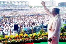 Karnataka Election 2018: सत्ता के लिए बीजेपी को करनी होगी मेहनत, ऐसे छाया है सिद्दारमैया का जादू