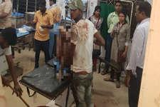 ओडिशा : कांग्रेस प्रत्याशी के सीने में गोली मार रेत दिया गला