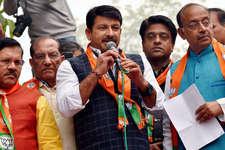 दिल्ली की 70 में से 65 विधानसभा सीटों पर BJP का दबदबा