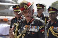 हर मोर्चे पर लड़ने में सक्षम है भारतीय सेनाः सेना प्रमुख