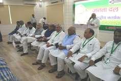 LIVE: एनडीए में शामिल हुआ जेडीयू, नीतीश बोले- ताकत है तो पार्टी तोड़ लें हमारे विरोधी