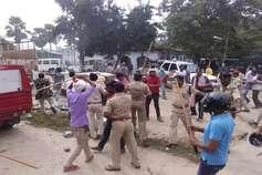 समस्तीपुर में बवाल के बाद धारा 144 लागू, सीएम ने दिए जांच के आदेश