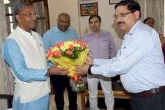 मुख्यमंत्री और स्पीकर ने दी दिवाली, गोवर्धन पूजा, भैया दूज की बधाई