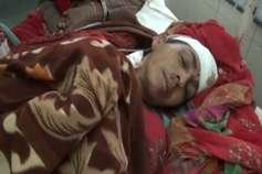 बुचवास गांव में डाका, दंपति को घायल कर लूट ले गए नगदी-गहने