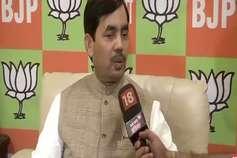 कमलनाथ के बयान पर शाहनवाज़ बोले- UP-बिहार के लोगों से बदला लेना चाह रही कांग्रेस