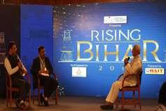 #RisingBihar : नीतीश बोले-बिहार के लोग काम नहीं करें तो ठप हो जाएगी दिल्ली