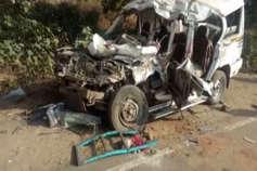 झारखंड के दुमका में ट्रक ने मारी सुमो को टक्कर, 8 की मौत