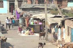 ओडीएफ घोषित होने के बावजूद कोटा की इस बस्ती के लोग जाते हैं खुले में शौच