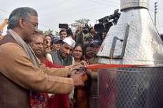 बिना प्रदूषण जांच CM ने किया था रिस्पना में इनसीनिरेटर का उद्घाटन, निगम ने किया बंद