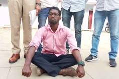 छात्रा को अश्लील मैसेज भेजने वाला सेंट एंसलम का जूनियर फादर गिरफ्तार