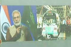 बहादुरगढ़ के लोगों को मिली मेट्रो की सौगात, पीएम ने किया लोकार्पण