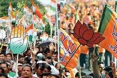 ग्वालियर-चंबल में बीजेपी और कांग्रेस के लिए चुनावी मुद्दा बना 'क्राउड पॉलिटिक्स'