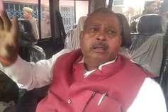 गिरफ्तारी के बाद BJP विधायक के दबंग पति ने कहा- मुझे CM योगी से जान का खतरा