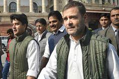 राहुल को सिंधिया ने बताया मीडिया से क्या बोलना है! स्मृति ने VIDEO शेयर कर पूछा सवाल