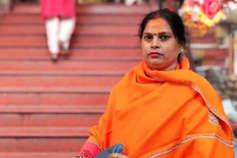 माया पर अभद्र टिप्पणी करने वालीं MLA ने जताया खेद, कहा- BJP की मदद याद दिलाना चाहती थी