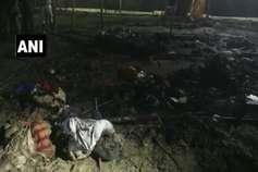 प्रयागराज कुंभ मेले में लगी आग, 6 दिन में तीसरी बार हुआ ऐसा हादसा