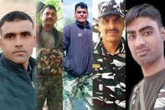 पुलवामा CRPF अटैक: राजस्थान में शहीदों के परिवारों को 25-25 लाख रुपए, सरकारी नौकरी