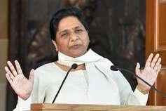 मायावती बोलीं- दो साल अपने केस हटवाने में व्यस्त रहे BJP के 'महारथी', तभी नहीं हुए दंगे