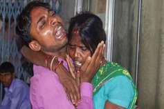 बिहार: जिनके बच्चे AES से मरे, पुलिस ने उन पर ही दर्ज की FIR