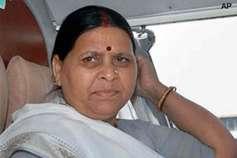 स्वास्थ्य विभाग अस्वस्थ है, मंत्री मस्त हैं: राबड़ी देवी