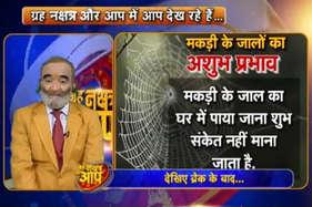 वीडियो: मकड़ी का जाला घर में होने से क्यों रूठ जाती है लक्ष्मी?