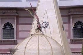 VIDEO : पड़ाव स्थल ही बन गया मंदिर