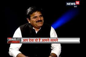 VIDEO : 'आमने सामने' में देखिए रायपुर नगर निगम के महापौर प्रमोद दुबे से बेबाक बातचीत