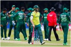 आईसीसी क्रिकेट वर्ल्ड कप से बाहर हुआ साउथ अफ्रीका, पाकिस्तान ने 49 रनों से हराया