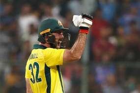 वर्ल्ड कप के बाद चला मैक्सवेल का बल्ला, 14 गेंदों में की ताबड़तोड़ बल्लेबाजी