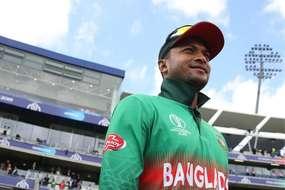 ICC World Cup: साथ ना देने के लिए बांग्लादेशी कप्तान ने शाकिब से मांगी माफी