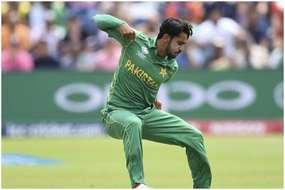 पाकिस्तान के तेज गेंदबाज़ हसन अली बोले- भारतीय लड़की से अभी तय नहीं हुई शादी