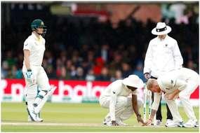 Ashes Series: तीसरे दिन भी बारिश ने डाला खलल, ऑस्ट्रेलिया की बल्लेबाजी 'फ्लॉप'