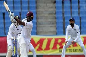वेस्टइंडीज के बल्लेबाज ने इंडिया के खिलाफ बनाया अनचाहा और शर्मनाक रिकॉर्ड