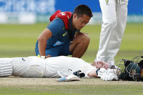 ऑस्ट्रेलिया को बड़ा झटका! जोफ्रा आर्चर की गेंद से स्टीव स्मिथ घायल, लॉर्ड्स टेस्ट से बाहर