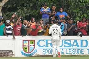 मैच के बीच श्रीलंकाई फैंस के साथ अपना जन्मदिन मनाने पहुंचे विलियमसन, देखें वीडियो