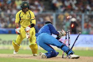 IND vs AUS: कोलकाता वनडे की 5 आइकोनिक तस्वीरें