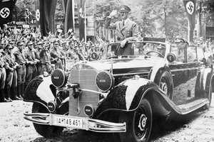 हिटलर ने ऑर्डर देकर बनवाई थी ये कार, अब हो रही है नीलाम