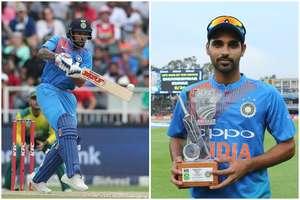 ICC Ranking: भुवी-गब्बर ने लगाई लम्बी छलांग, लेकिन बाजी मार गए ये खिलाड़ी