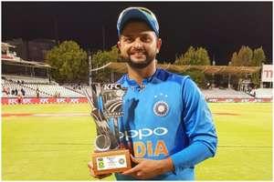 सुरेश रैना बने टीम इंडिया की जीत के हीरो, तो छलक आए पत्नी के आंसू