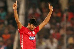 पंजाब हारी लेकिन फिर भी हीरो बन गया ये गेंदबाज़, ऐसे मनाया जश्न