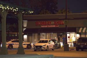 कनाडा में भारतीय रेस्तरां को बनाया गया निशाना, CCTV में कैद हुआ संदिग्ध